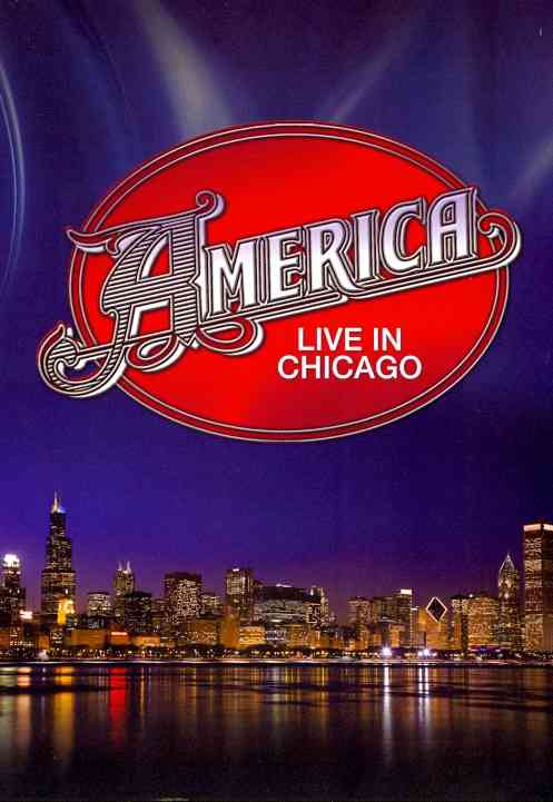 AMERICA:LIVE IN CHICAGO BY BECKLEY,GERRY (DVD)