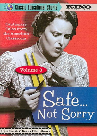 CLASSIC EDUCATIONAL SHORTS V3:SAFE BY ELSHEIMER,SKIP (DVD)
