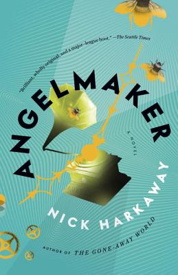 Angelmaker By Harkaway, Nick